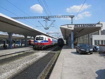 Туристов предупреждают о забастовках на железных дорогах Греции