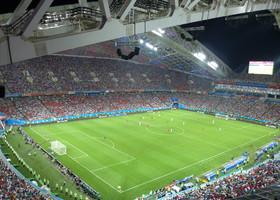 Спасибо! Чемпионат мира FIFA 2018 завершился!