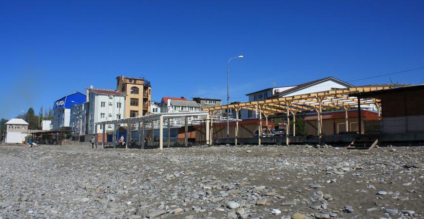 Пляж «Лагуна» (Пляж Рыбацкого поселка)