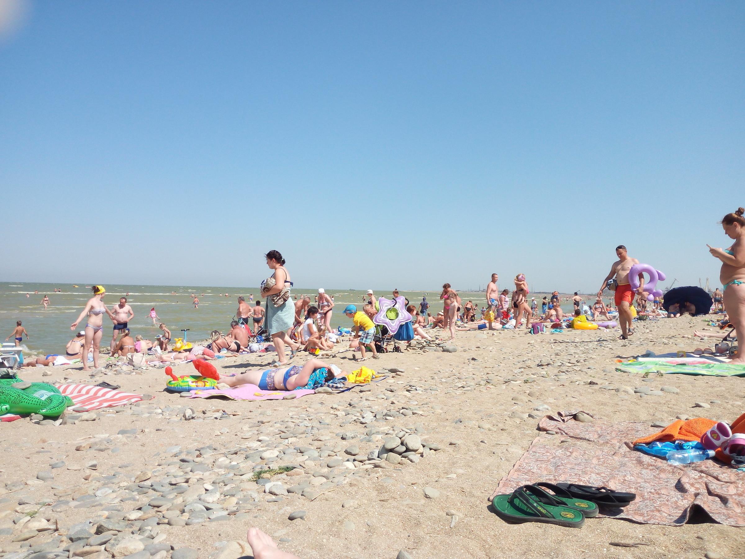Ейск фото пляжа каменка реальные