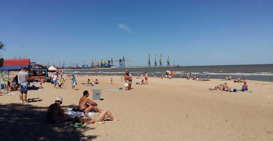 Пляж «Песчанка»