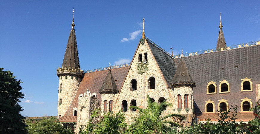 Замок в Равадиново «Влюбленный в ветер»