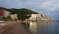 Золотой пляж в Черногории (Zlatna obala)