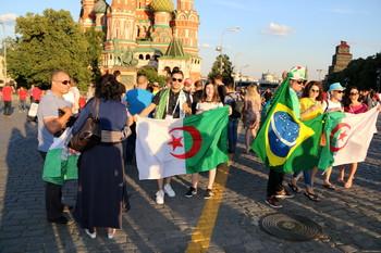 За время ЧМ-2018 Москву посетили свыше 3 миллионов туристов