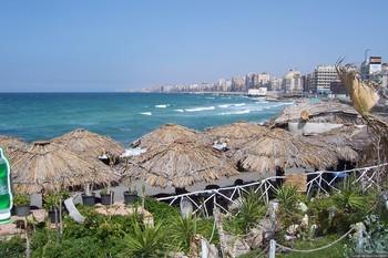 В Египте хотят сделать частные пляжи Александрии туристическими