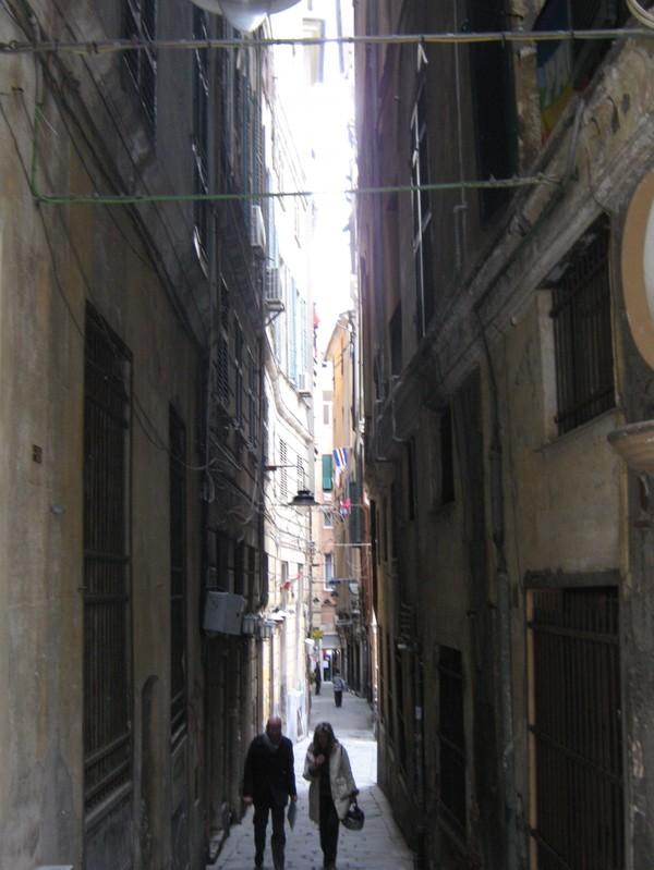 Италия. Разведка боем. Часть I: Генуя – Милан