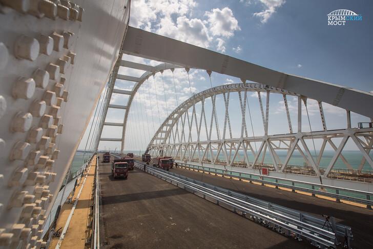 Веб-камеры Крымского моста