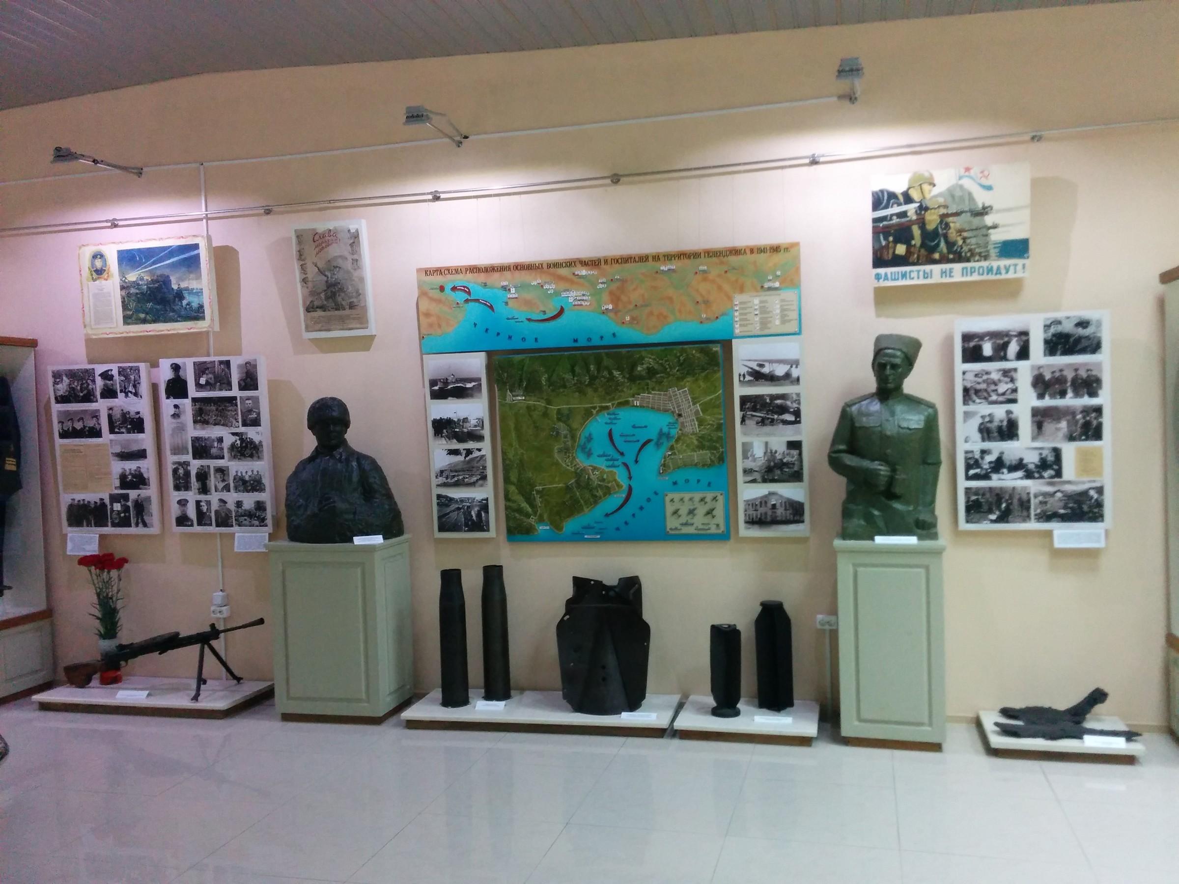 краеведческий музей геленджика сколько стоит билет