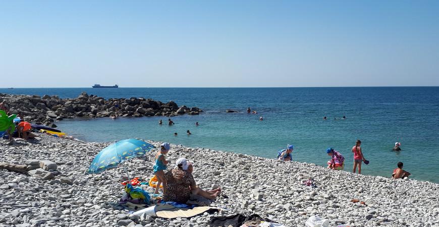 Пляж «Торик»