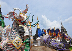 Лучшие храмы Чианг Мая