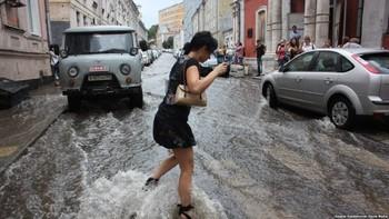 Туристов предупреждают об ухудшении погоды в Крыму