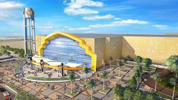 В ОАЭ откроется крупнейший в мире тематический парк Warner Bros