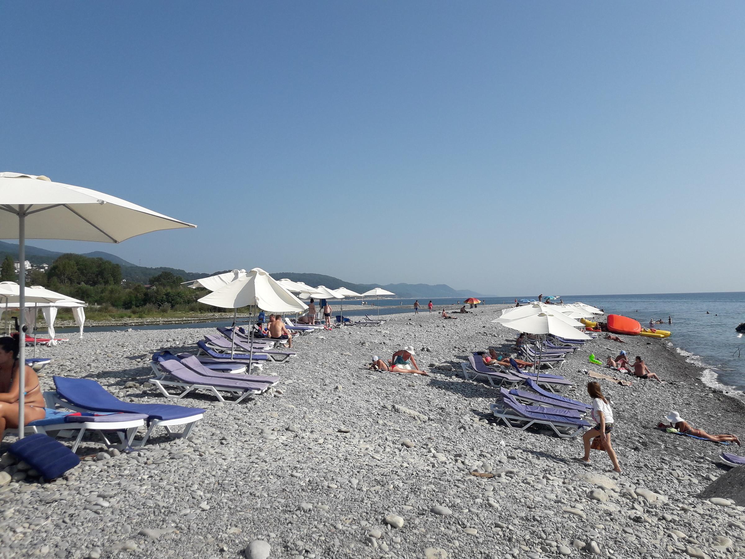 какие есть пляжи в лазаревском фото абсолютно нужны