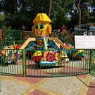 Парк аттракционов в Кисловодске
