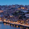 Вид на Порту со стороны Вила Нова-да-Гая