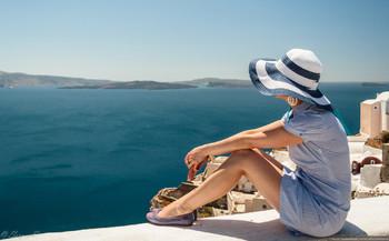 Иностранный турпоток в Грецию вырос на 20%