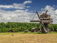 Музей деревянного зодчества «Семёнково»