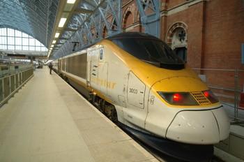 Туристов предупреждают о сбоях в работе поездов Eurostar в Лондоне