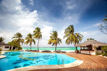 Число туристов из РФ на Мальдивах выросло на 25%