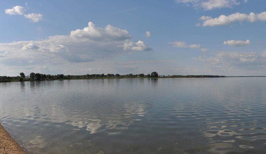 Отчет о рыбалке: 06 августа 2013 - 06 августа 2013, Большой Куяш, озеро (огнево)