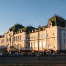 Вокзал Хабаровска