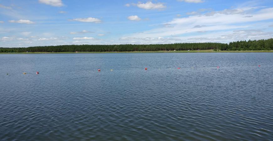 Озеро Сладкое в Челябинской области