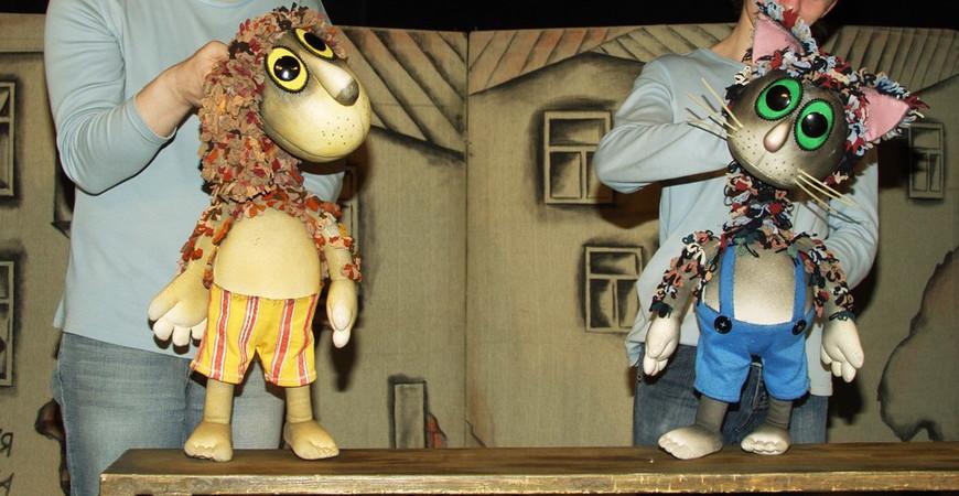 Детский театр «Волшебная Лампа» в Москве