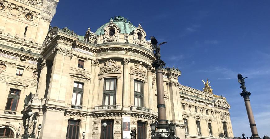 Гранд-Опера в Париже (Grand Opera)