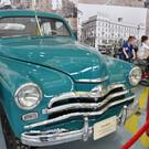 Музей автомобильной техники УГМК