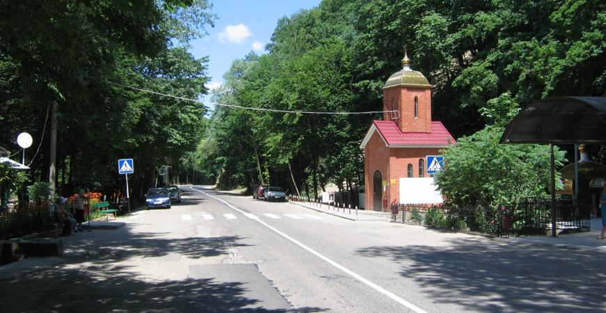 Православный комплекс «Святая ручка»