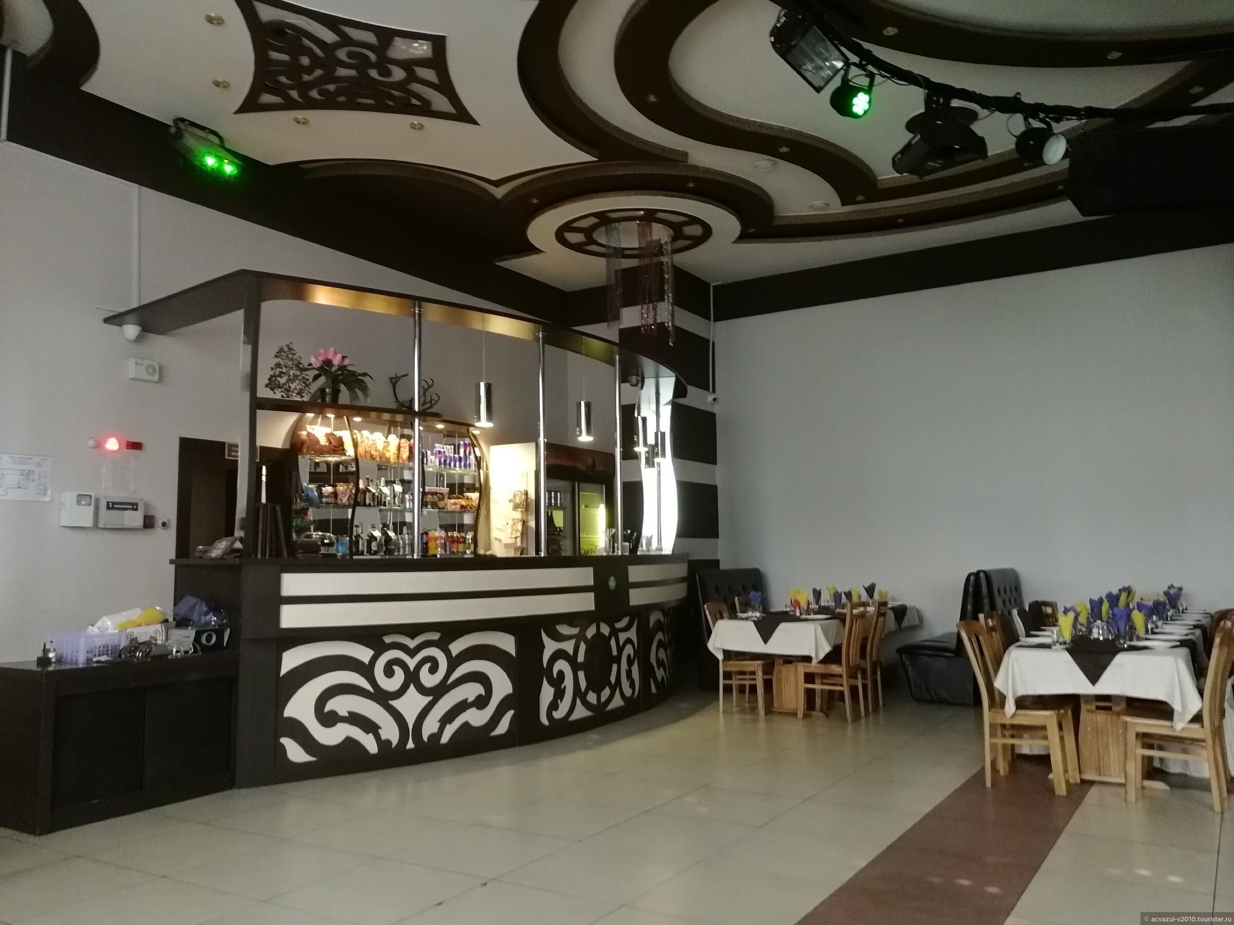 Кафе «Тюльпан» вПетропавловске-Камчатском