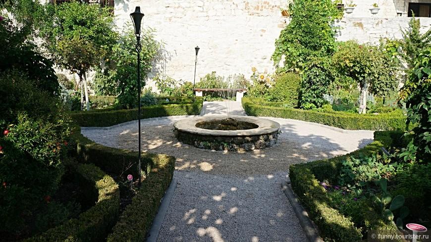 сады святого Лаврентия