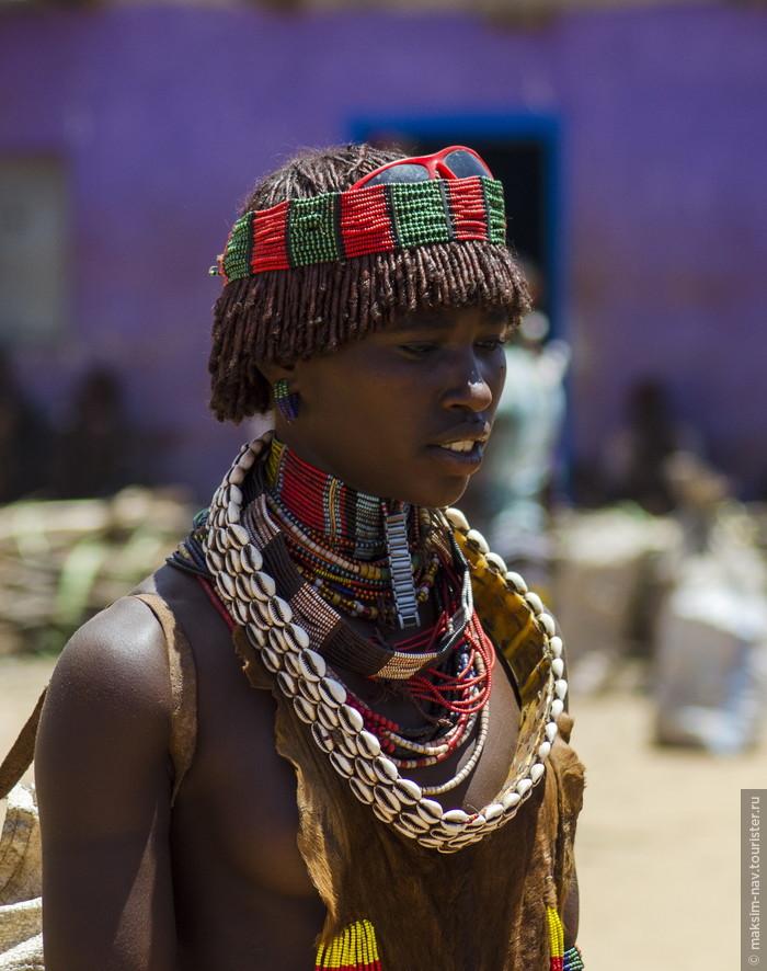 Эфиопия ч.4. Племя Хамер