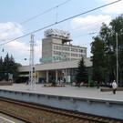Ж/д вокзал Пятигорска