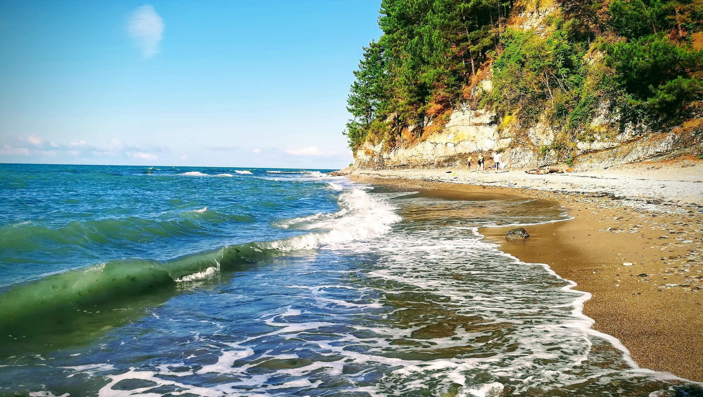 всего салаты туапсе фото моря пляжа довольно комфортна практически