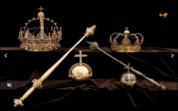 Из собора в Швеции похитили две королевские короны