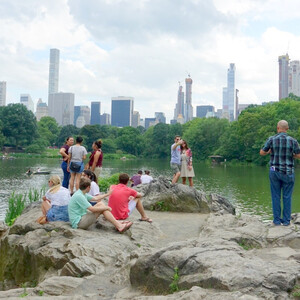 Central Park — зеленая жемчужина Нью-Йорка