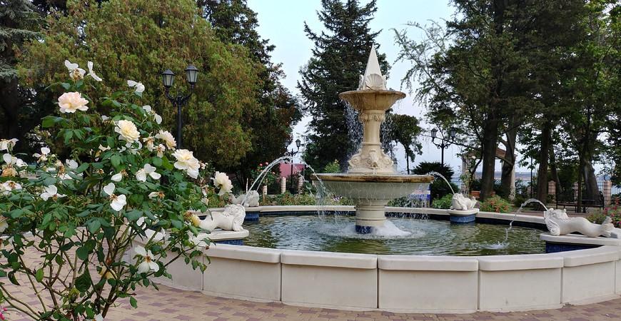 Городской парк Туапсе