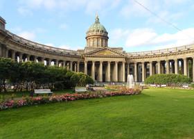 Город, который восхищает — Санкт-Петербург