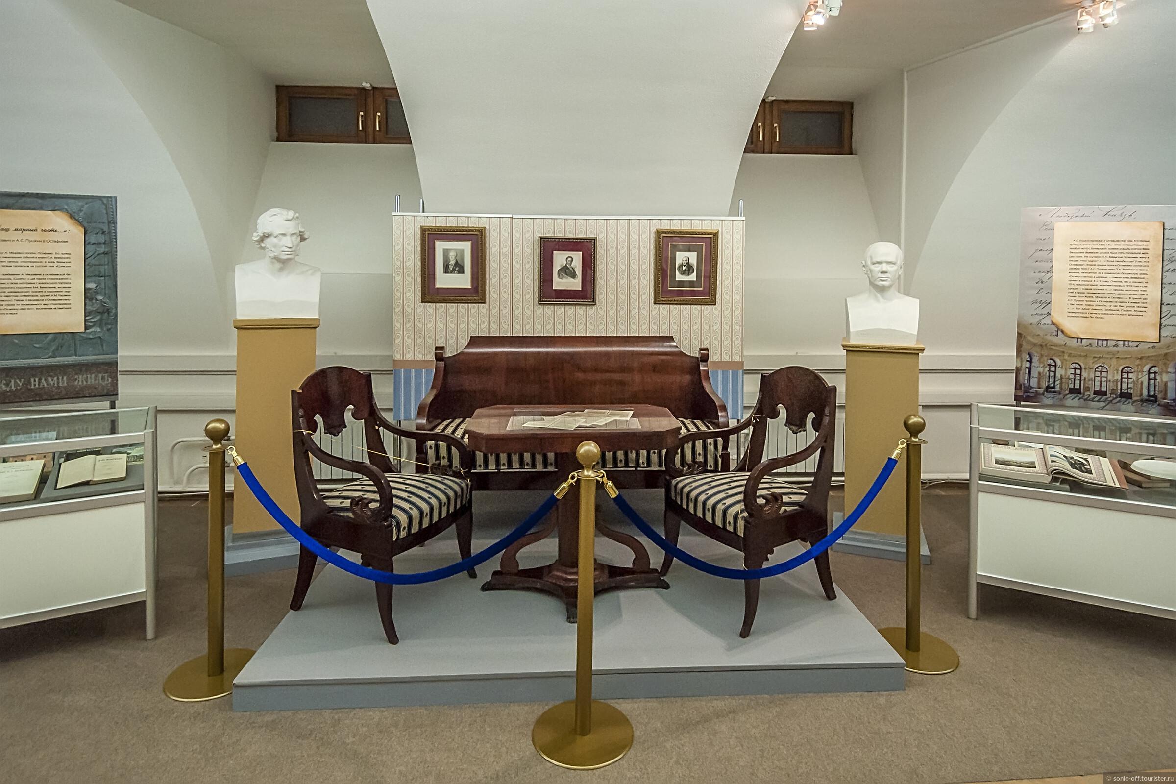 Музей картинки внутри