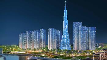 В Хошимине возвели самый высокий небоскреб в ЮВА