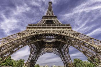 Эйфелева башня второй день закрыта из-за забастовки