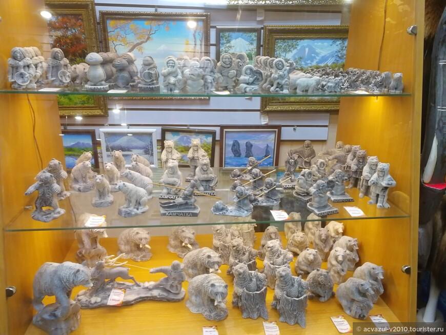 Сувениры петропавловск камчатский фото