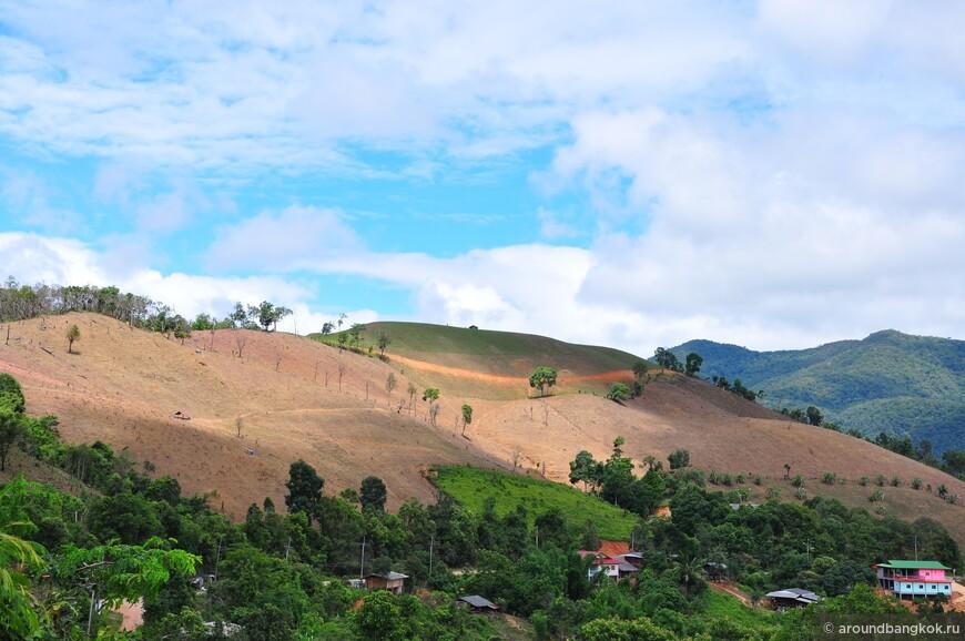 Многие виды провинции проще, чем например в Петчабуне или Лёй, но тоже ничего.
