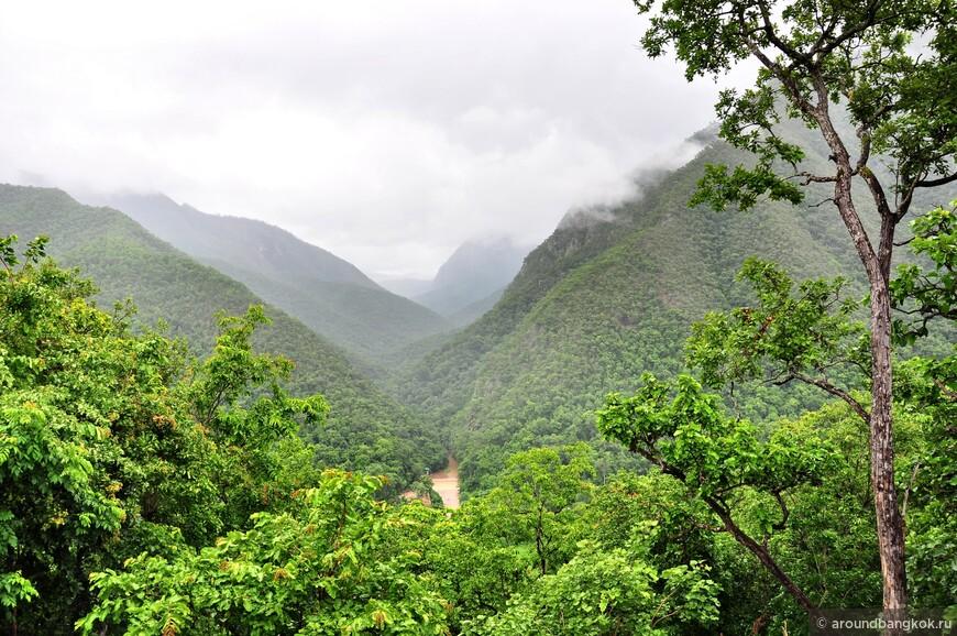 Обзорный площадки с такой подобными - приятная редкость. Кажется, будто сам затерялся в этих бескрайних джунглях.