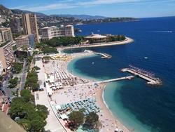 В Монако открылся «летний» сезон