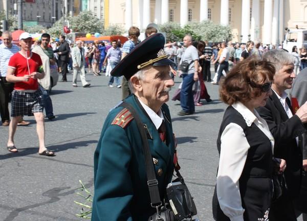 Москва. День Победы