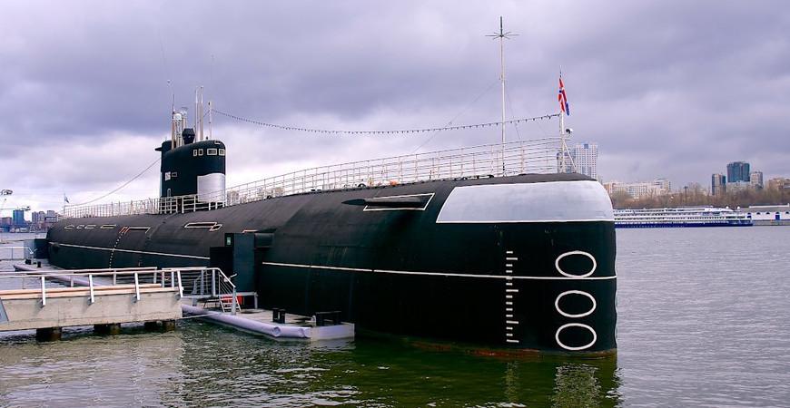 Музей «Подводная лодка» в Москве