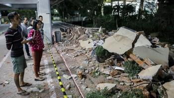 Землетрясение в Индонезии: более 80 погибших