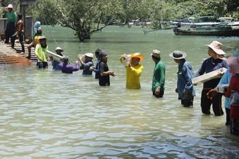 Наводнения в Таиланде коснулись 70 000 человек